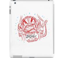 The Aquatic Monkey Boy iPad Case/Skin