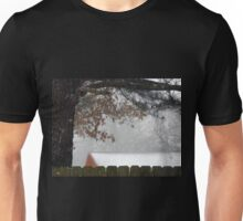 Snowing On The Rooftops Unisex T-Shirt