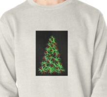 Christmas tree decorated Pullover