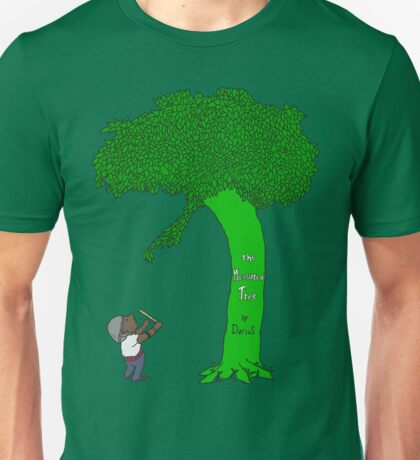 The Measured Tree Unisex T-Shirt