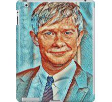 Martin Freeman iPad Case/Skin