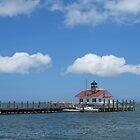 In Manteo Harbor by Jack Ryan