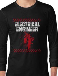 Cool Electrical Engineer Long Sleeve T-Shirt