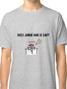 DOES JUMIN HAN IS GAY ? Mysme Collection Classic T-Shirt