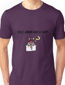 DOES JUMIN HAN IS GAY ? Mysme Collection Unisex T-Shirt