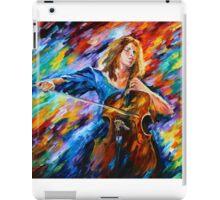Music - Leonid Afremov iPad Case/Skin