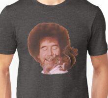 Bob Ross Loves All God's Creatures Unisex T-Shirt