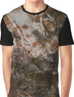 Abstract texture Graphic T-Shirt