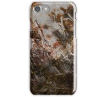 Abstract texture iPhone Case/Skin