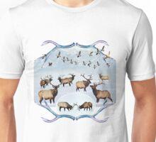Northern bull ell 8 Unisex T-Shirt