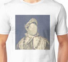 Faceless Napoleon Bonaparte Portrait Unisex T-Shirt