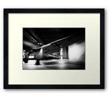 German Aircraft - Censored Framed Print