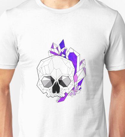 Crystal Skull. Unisex T-Shirt