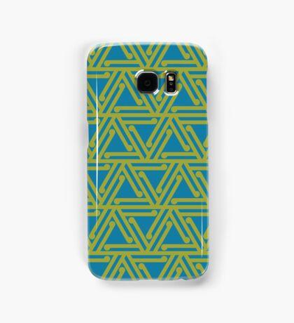 Ahuriri Summer (heatwaves) Samsung Galaxy Case/Skin