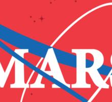 Get your ass to Mars  Sticker