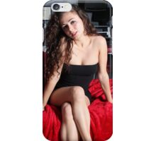 Sexy Woman iPhone Case/Skin