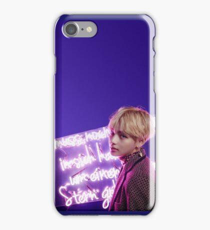 Smoulder - BTS V/ Taehyung iPhone Case/Skin