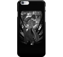 Who Loves Rose - Art Deco Remix iPhone Case/Skin
