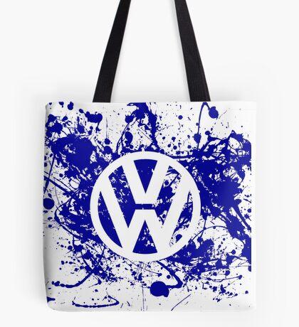 Volkswagen Logo Tote Bag