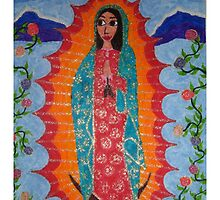 Our Lady of Guadalupe by DebiCady