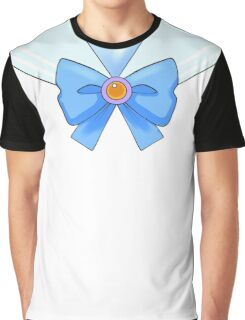 Blue Magical Girl Collection Graphic T-Shirt