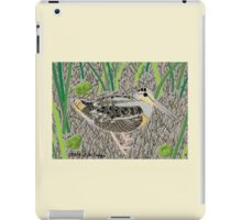 American Woodcock iPad Case/Skin