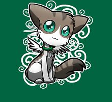 Zodiac Cats - Virgo Womens Fitted T-Shirt