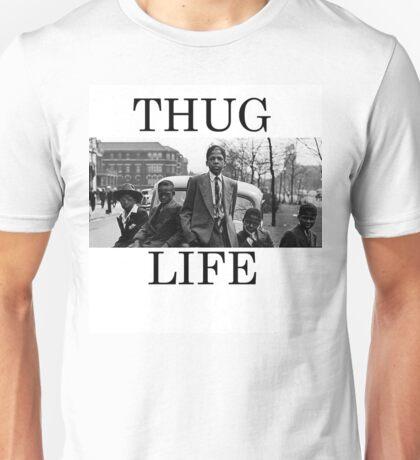Real Gangsta's - Thug Life Unisex T-Shirt