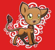 Zodiac Cats - Leo One Piece - Short Sleeve