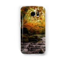 His Touch Samsung Galaxy Case/Skin