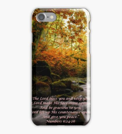 His Touch iPhone Case/Skin