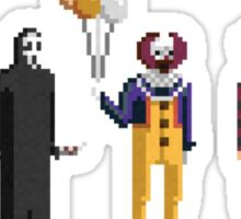 Scary Movies Sticker