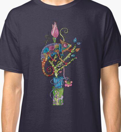 Colorful chameleon Classic T-Shirt