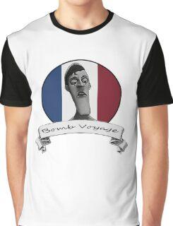 Bomb Voyage  Graphic T-Shirt