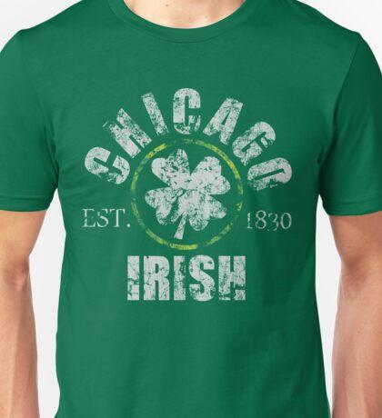 Vintage Chicago Irish Heritage  Unisex T-Shirt