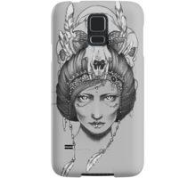 Skull Queen  Samsung Galaxy Case/Skin