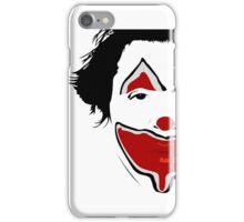 Slug clown iPhone Case/Skin