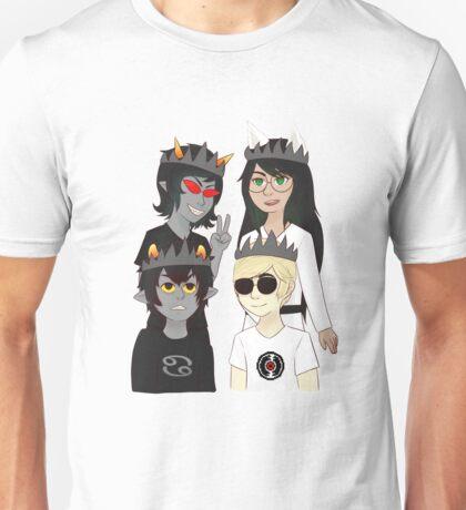 Troll Kingdom Rulers Unisex T-Shirt