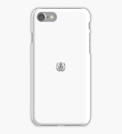 FROG SKELETON iPhone Case/Skin