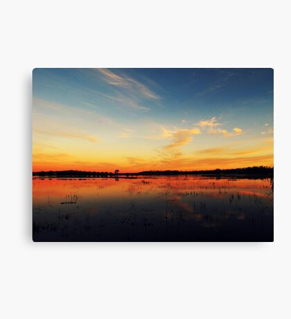 Hotter Canvas Print