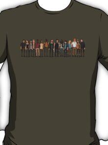 Walking Dead Pixels T-Shirt