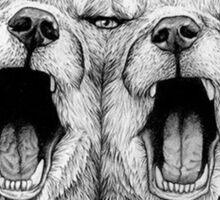 Wolves Sticker
