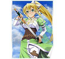Sword Art Online Leafa Poster, Cover Poster