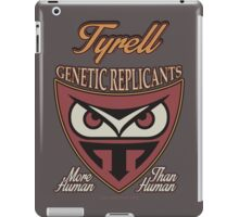 Tyrell Corporation T-Shirt iPad Case/Skin