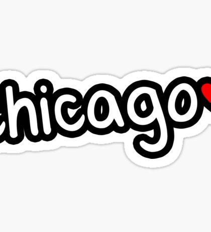 Chicago ❤ Sticker