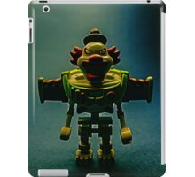 Now I have Lightyear's flying suit the world is mine! iPad Case/Skin