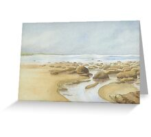 Belderra Strand Greeting Card