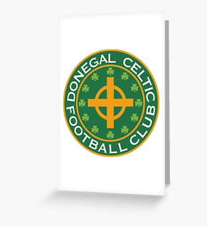 Donegal Celtic Greeting Card