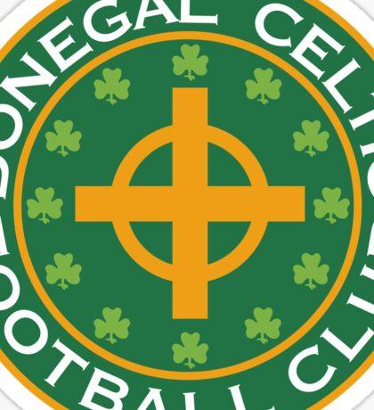Donegal Celtic Sticker