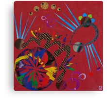 Ministry Of Art Canvas Print